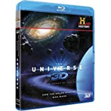 The Universe in 3D: How The Solar System Was Made [Blu-ray 3D] [Reino Unido] [Blu-ray]