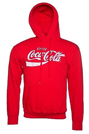 TruffleShuffle Enjoy Coca Cola Kapuzenpullover Herren Coca Cola