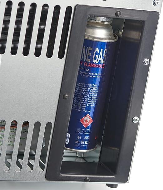 Dometic CombiCool RC 1205 GC - Nevera de absorción portátil (30 mbar), conexiones 12 / 230 V y gas, 40 litros de capacidad