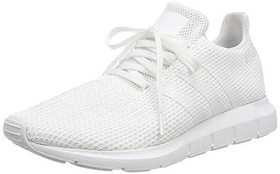 adidas donne swift run w, calzature bianche / calzature