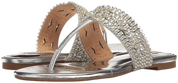 Badgley Mischka Womens Trent Dress Sandal