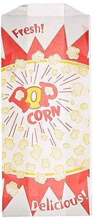 1 onza. Bolsa de Palomitas de maíz, Burst Design ...