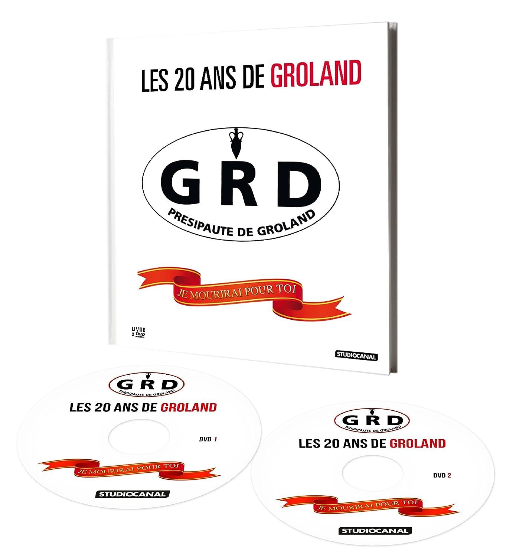 Les 20 Ans De Groland Edition Collector Amazon Fr Jules