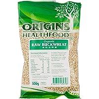 Origins Organic Raw Buckwheat, 500g