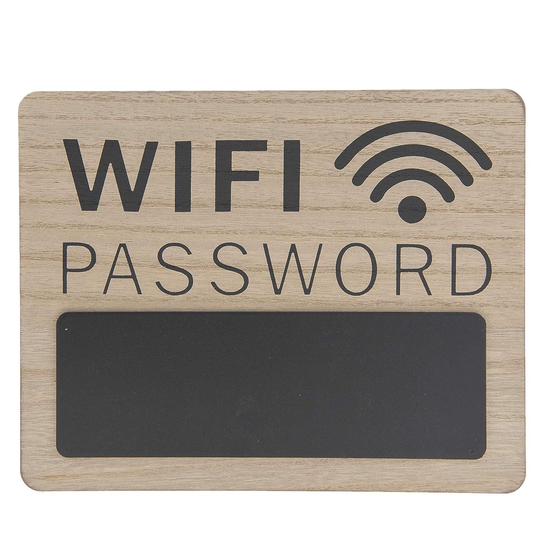 CE - Cartel Vintage Retro, Modelo WiFi Password, Material ...