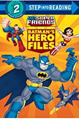 Batman's Hero Files (DC Super Friends) (Step into Reading) Kindle Edition