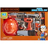 Black & Decker Jr. Mega Tool Set