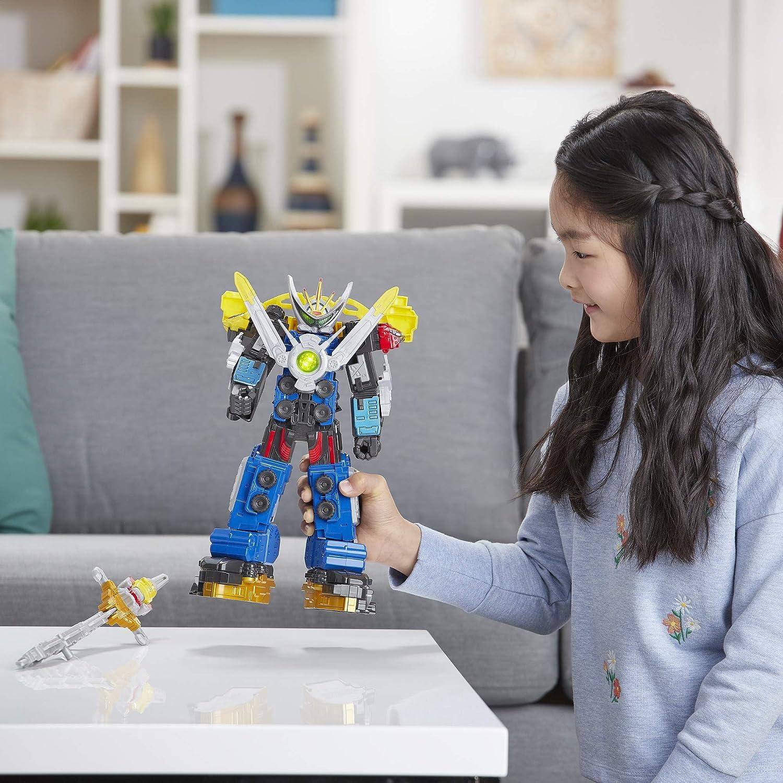 Power Rangers Beast Morphers Beast-X Ultrazord Power Rangers Action Figure Toy from Power Rangers TV Show