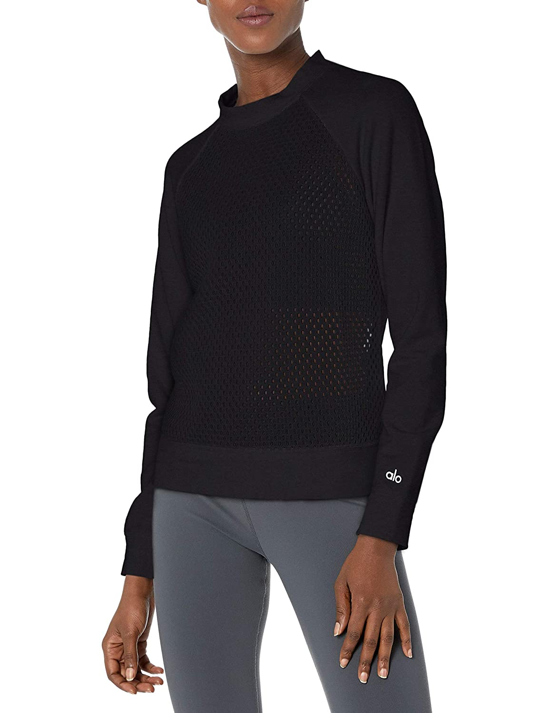 Image of Active Shirts & Tees Alo Yoga Women's Elemental Long Sleeve Top