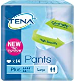 Boîte économiseur 4 x Tena Pants Plus Large (100cm-135cm) - 4 x Paquet de 14