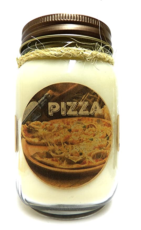 Pumpkin Poop 16oz Country Jar Soy Candle Approximate Burn Time 144 Hours