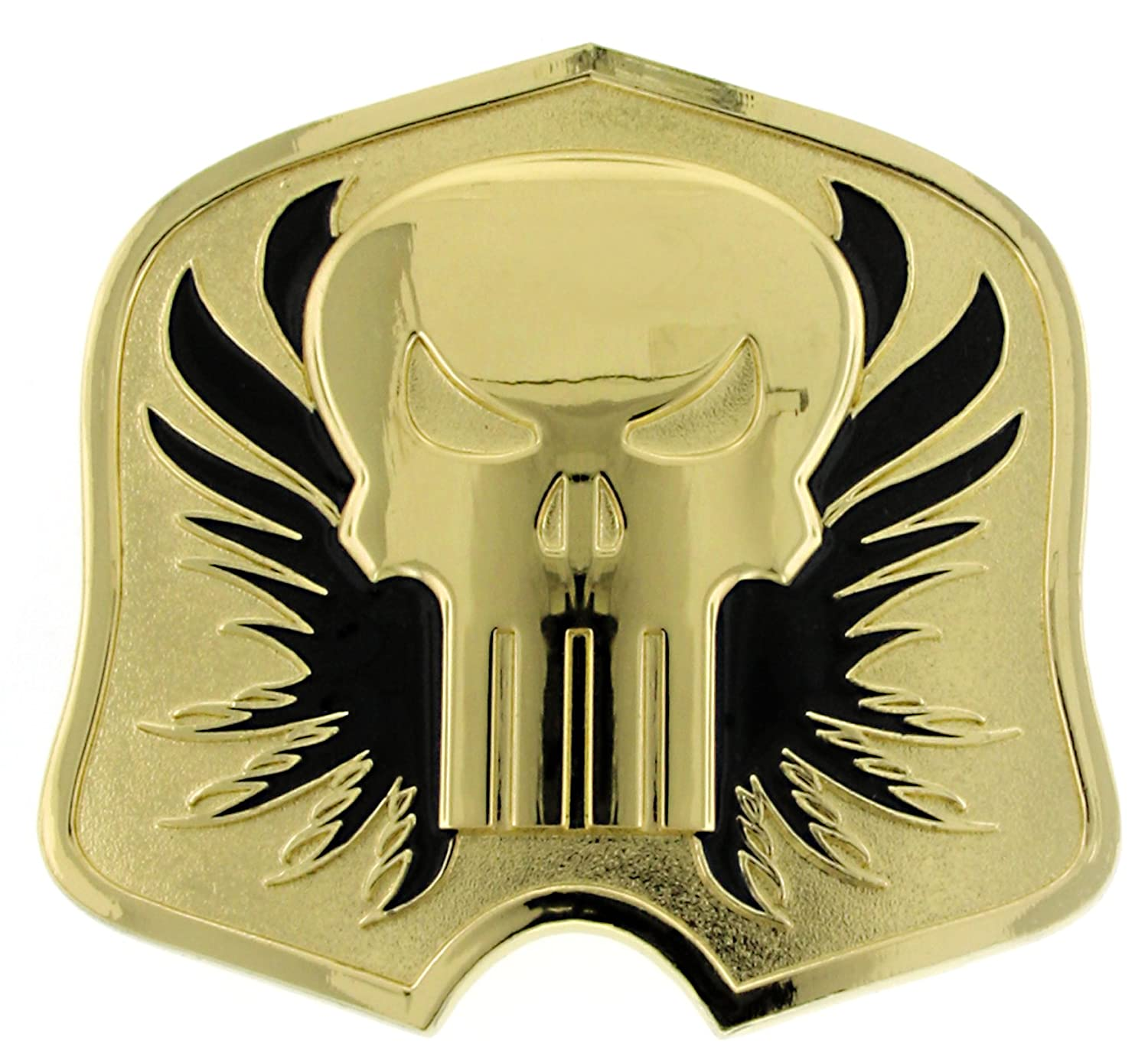 The Punisher Skull Crest Marvel Comics Belt Buckle