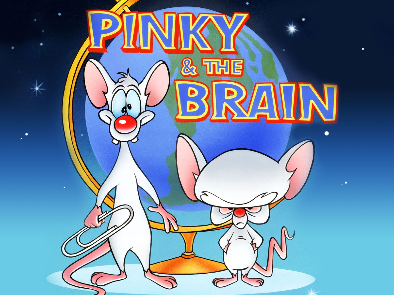 Pinky And The Brain Christmas Wish.Amazon Co Uk Watch Steven Spielberg Presents Pinky And The