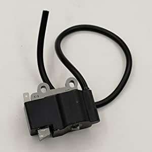 shiosheng Ignition Coil Electronic Magneto Armature for Echo Shindaiwa SRM-266S SRM-266T HCA-266 PPT-266 PT-266H PT-265H PE-266 PE-266S PPT-265S SHC-266 SRM-265S SRM-265T Chainsaws Parts A411000251