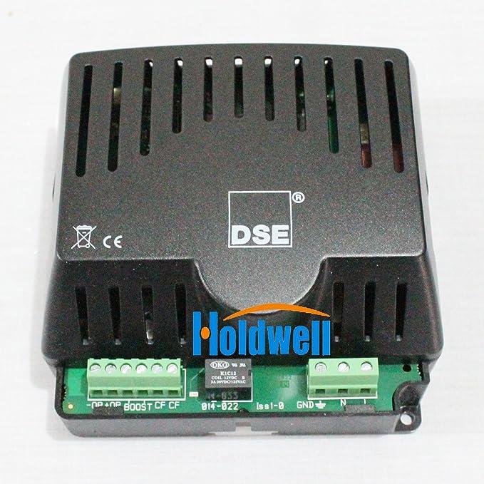 Holdwell profundo mar Electronics dse9255 24 Voltios 5 Amp ...