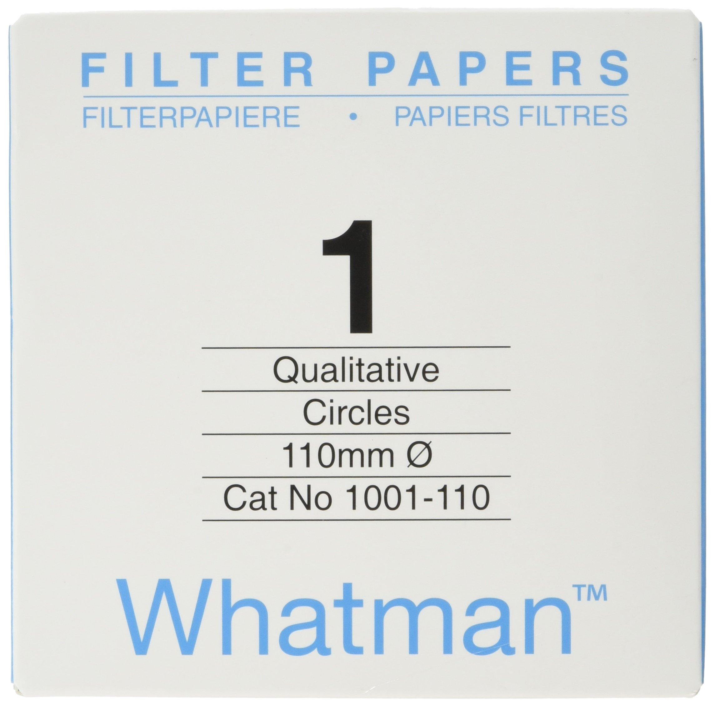 Qualitative Fltr Paper, 11cm, CFP1, PK100