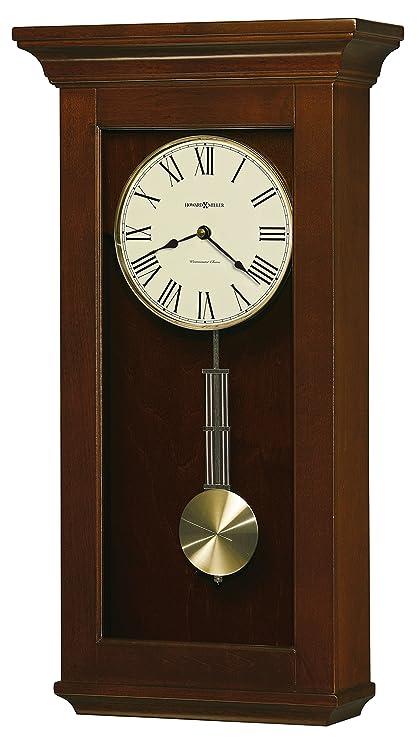 Elegant Howard Miller 625 468 Continental Wall Clock
