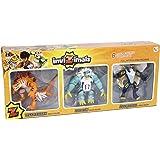 Invizimals - Pack de 3 mega-figuras, 43 x 18 cm (IMC Toys 30480)
