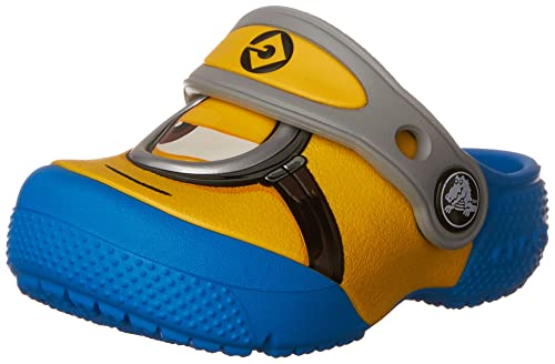 084b9034d crocs Kids Unisex Crocsfunlab Minions Clogs  Buy Online at Low Prices in  India - Amazon.in