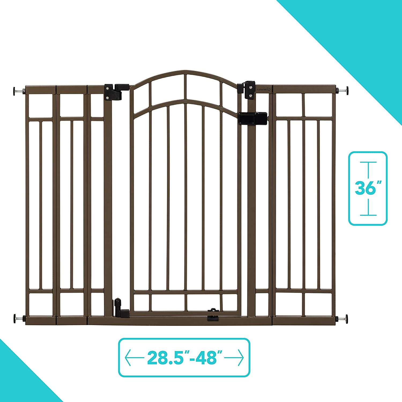Details about  /3Pcs//set Large Garden Gate Shed Sliding Door 3-12inch Tower Bolt Black Catch