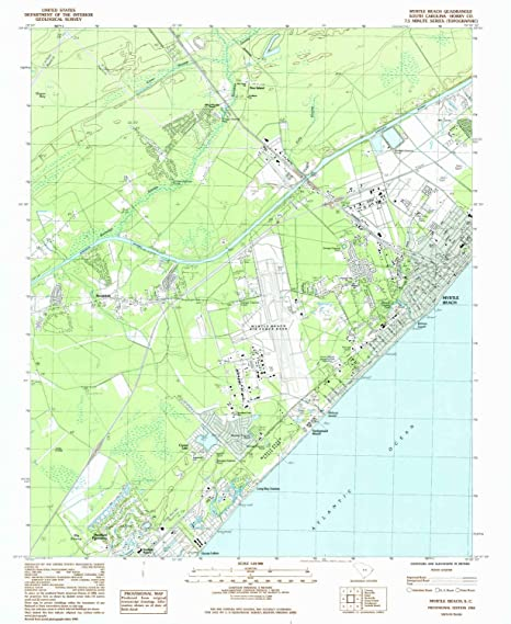Amazon.com : YellowMaps Myrtle Beach SC topo map, 1:24000 ... on georgetown county sc map, charleston map, st. augustine map, ocean isle beach nc map, surfside beach sc map, galivants ferry map, united states map, alabama gulf coast shores map, grand strand map, horry county map, mrytle beach on map, south carolina map, hilton head map, north carolina map, hartsville sc on the map, sc area map, isle of palms on map, mortal beach sc map, st. petersburg-clearwater map, savannah map,