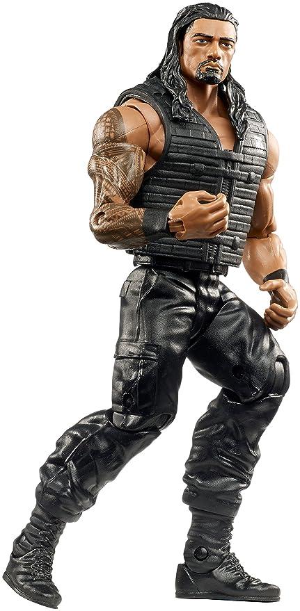 WWE - Personaggio Base Roman Reigns