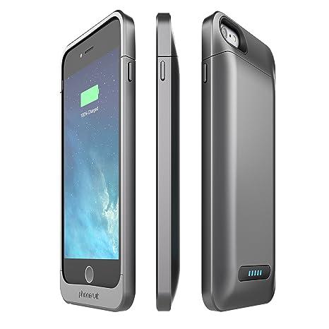 Phonesuit Elite Carcasa con Cargador de batería para iPhone ...