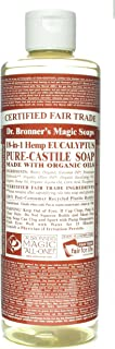 product image for Dr. Bronners Eucalyptus 16oz. Castile Soap (3 Pack)