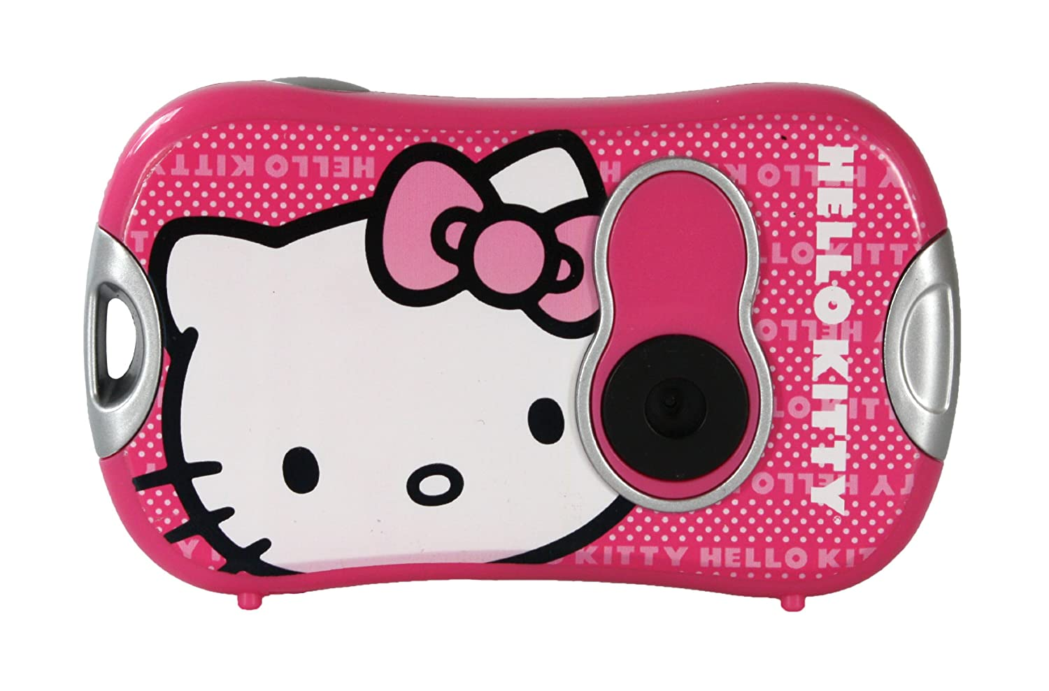 HELLO KITTY 92009 1.1-inch VGA Digital Camera Kit
