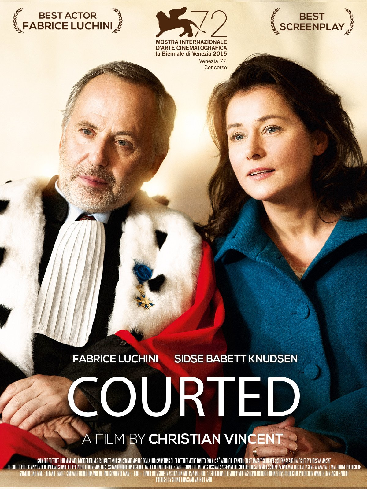 Watch Courted Aka L Hermine Prime Video