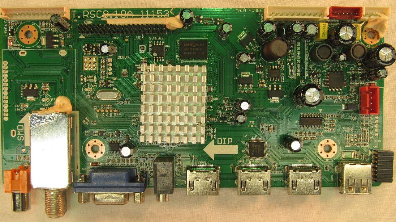 60 LC-60E69U 1E2E0032 LCD Main Board Video Board Motherboard Unit