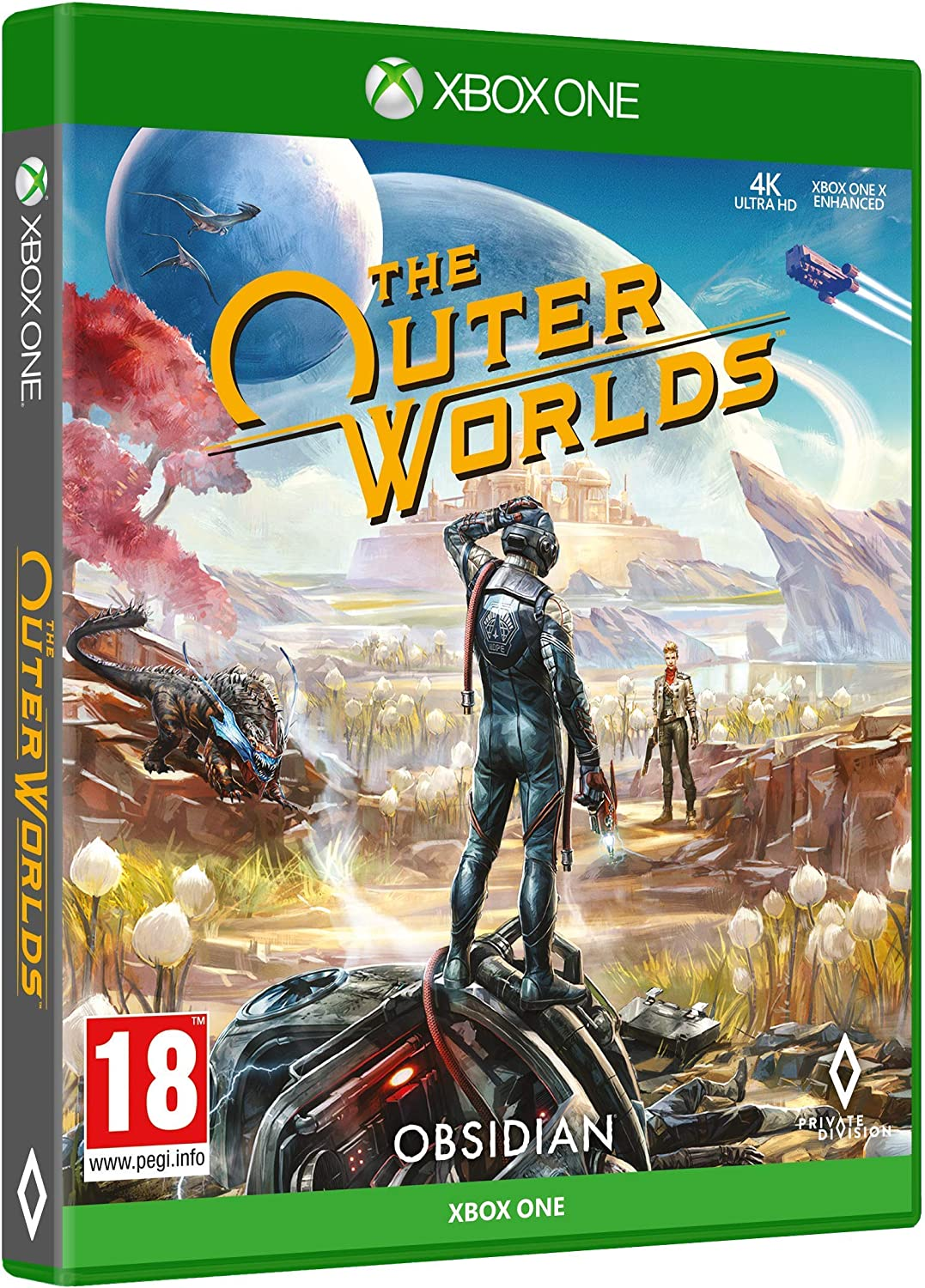 The Outer Worlds - Xbox One [AT-PEGI] [Importación alemana ...