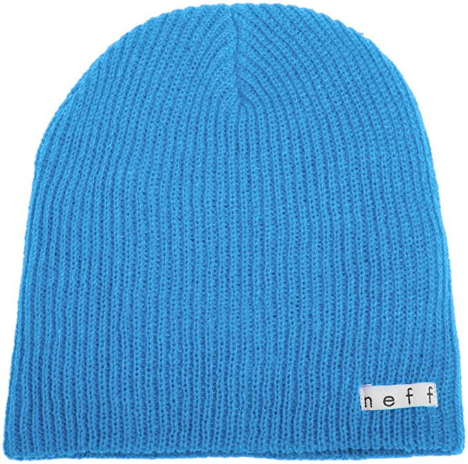 5819d337092 Image Unavailable. Image not available for. Color  Neff Men s Daily Beanie  Cyan
