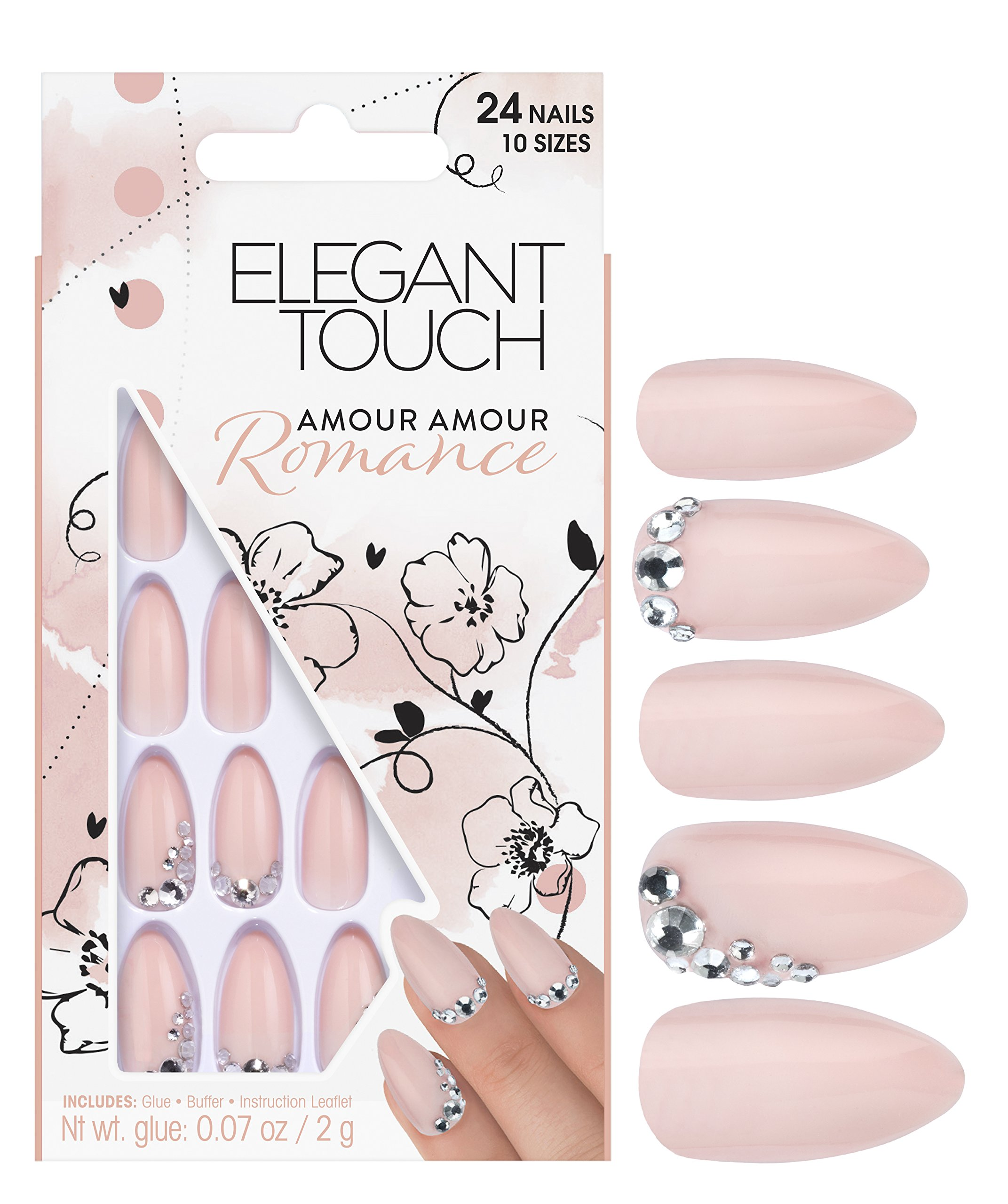 Amazon.com : Elegant Touch Romance Collection, French Kiss : Beauty