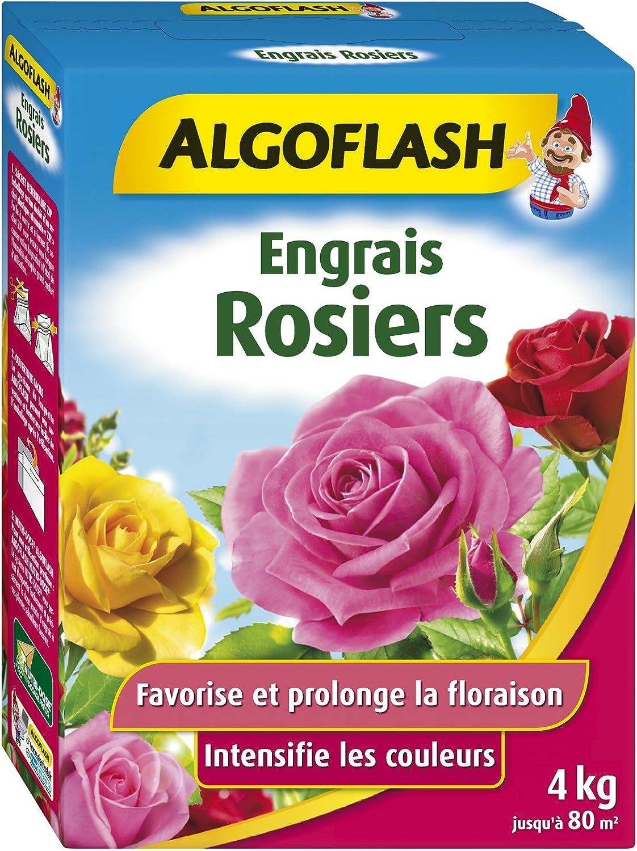 algoflash fertilizante Rosales: Amazon.es: Jardín
