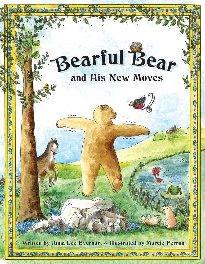 Bearful Bear and His New Moves pdf