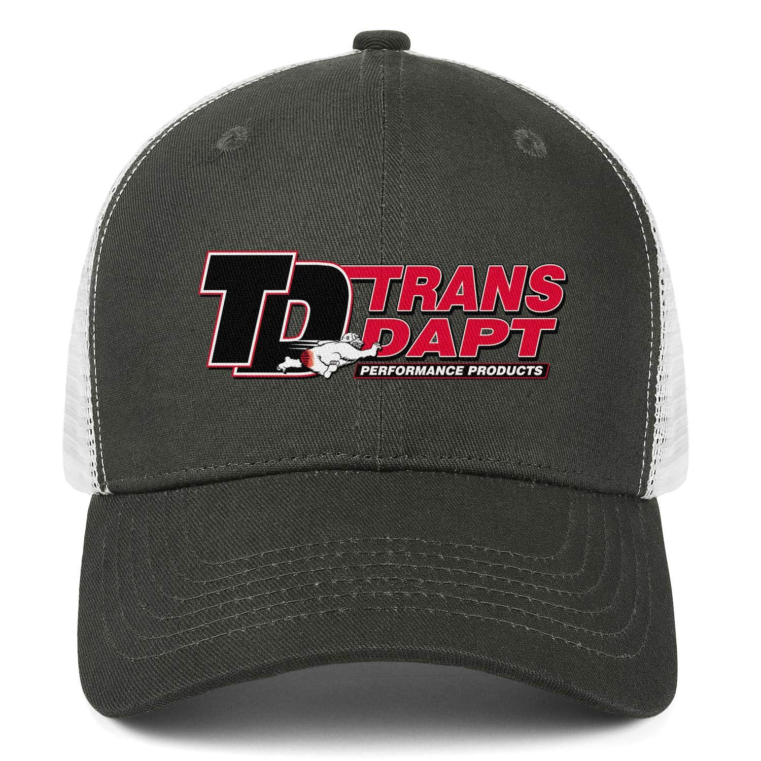Mens Womens Mesh Back Trucker Hat Summer Mesh Cap COOLGOOD Trans-Dapt-Performance-Products