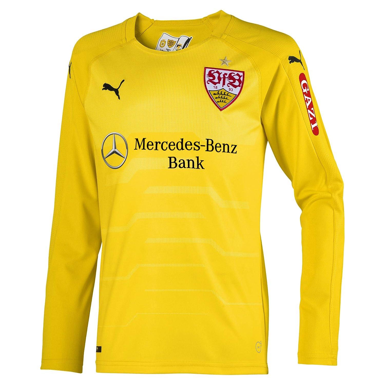 Puma Kinder VfB Stuttgart Ls Gk Shirt Jr W.Sponsor Trikot