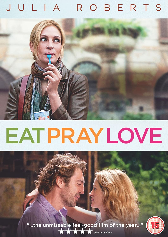 Eat Pray Love Dvd Amazon De Julia Roberts As Liz Gilbert I Gusti Ayu Puspawati As Nyomo Hadi Subiyanto A Dvd Blu Ray