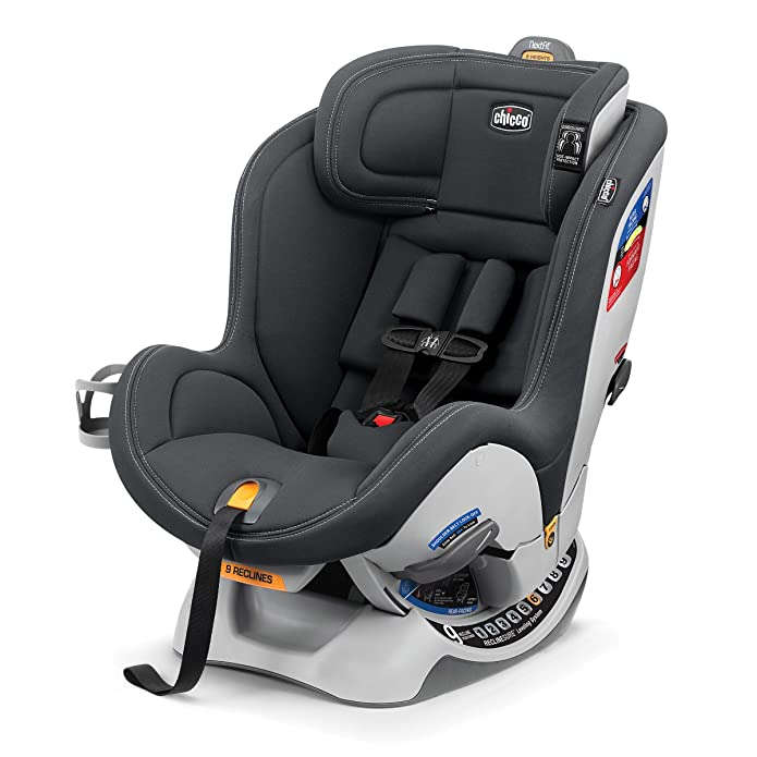 Chicco NextFit Sport Convertible Car Seat - Graphite