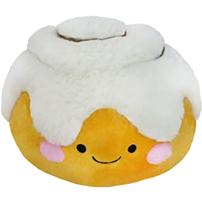 "Squishable / Mini Cinnamon Bun Plush - 7"": Toys & Games [5Bkhe0302155]"