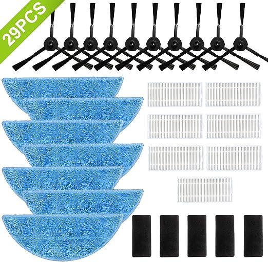 Für Ilife V3s pro Staubsauger Teil Zubehör Rechts Bürsten V3s//V5//V5s//