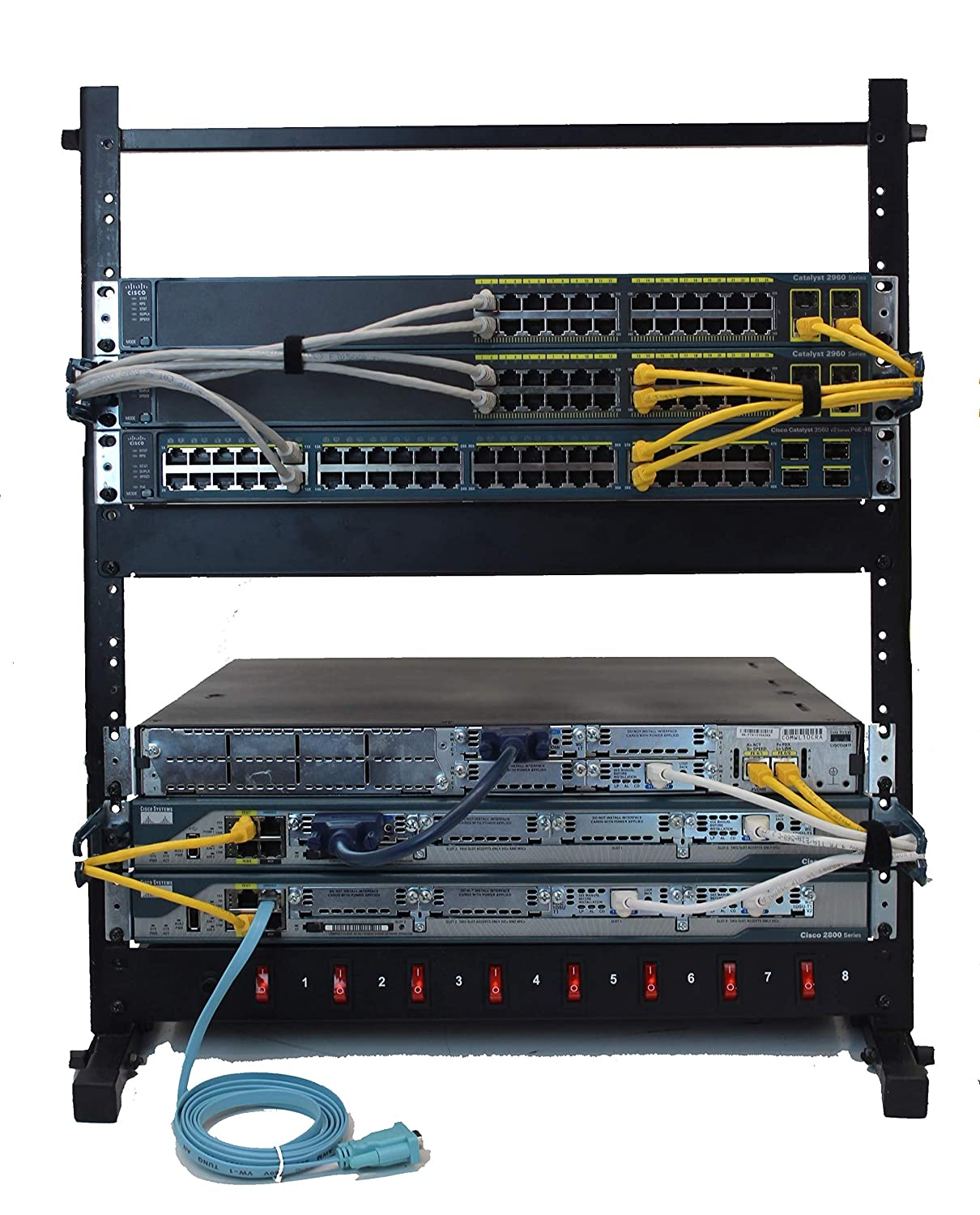 Cisco CCNA R&S Standard Lab Kit - 200-125 Routing & Switching Certification