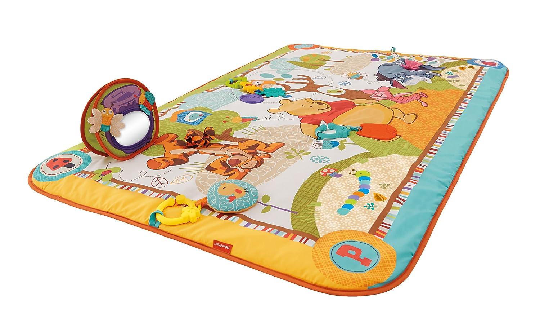 amazoncom  fisherprice disney baby play mat winnie the pooh  - amazoncom  fisherprice disney baby play mat winnie the pooh  earlydevelopment playmats  baby