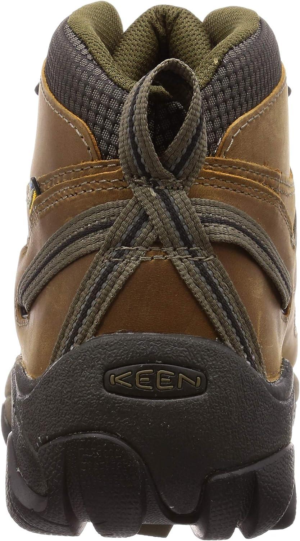 KEEN Men s Targhee 2 Mid Height Waterproof Hiking Boot