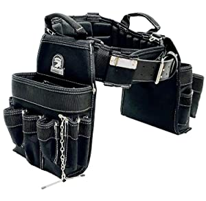 1. TradeGear Medium Electrician's Combo Belt & Bags