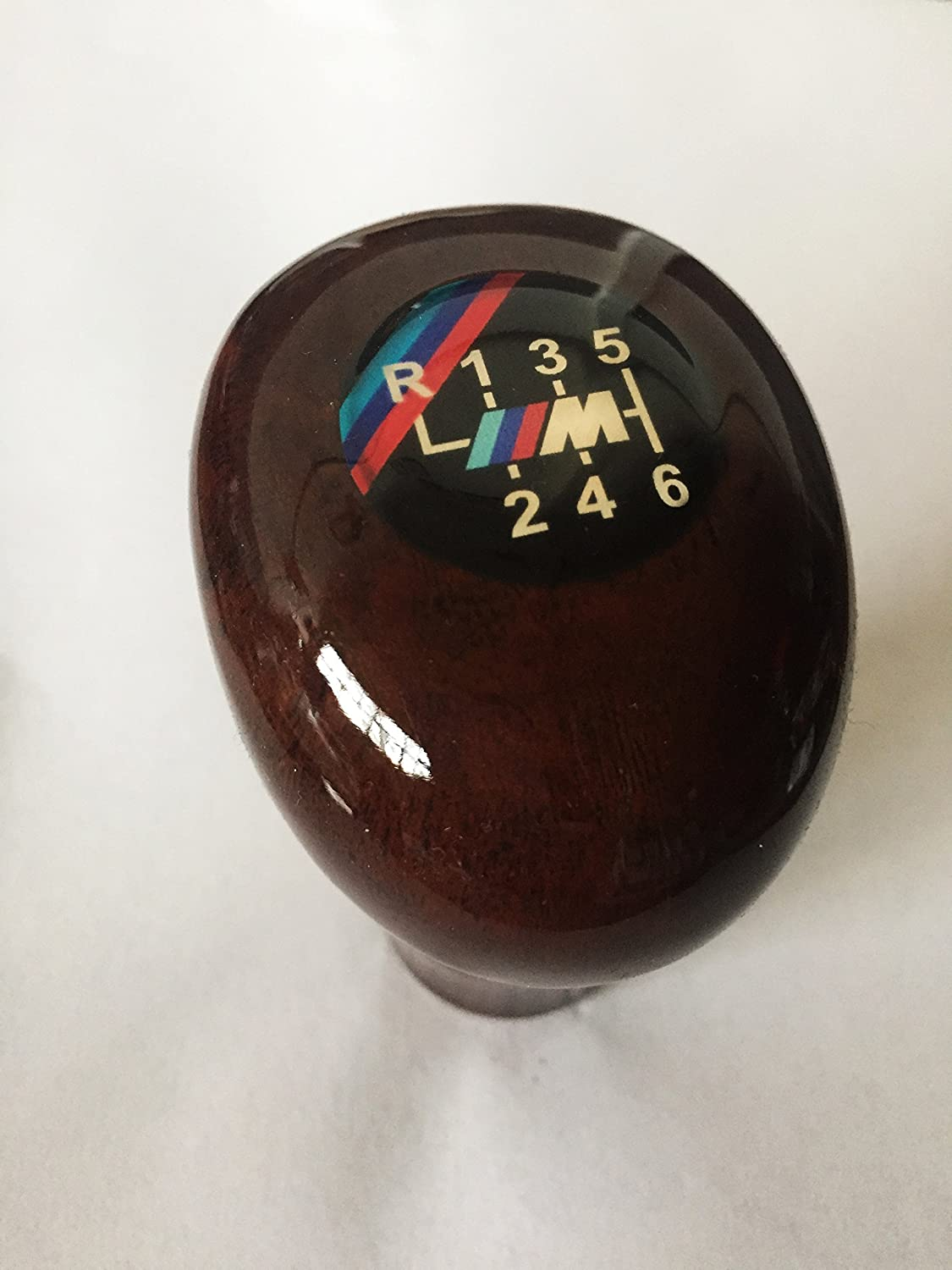 9 no hacoll TECHNIC for BMW 6 Speed Wood Gear Shift KNOB E36 E46 E39 E30 E60 E90 E92 E91 E46 M3 M5 M6 Z4