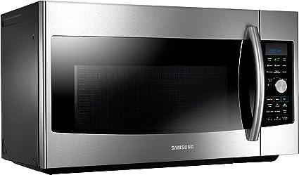 Amazon.com: Samsung mc17 F808kdt over-the-range convección ...