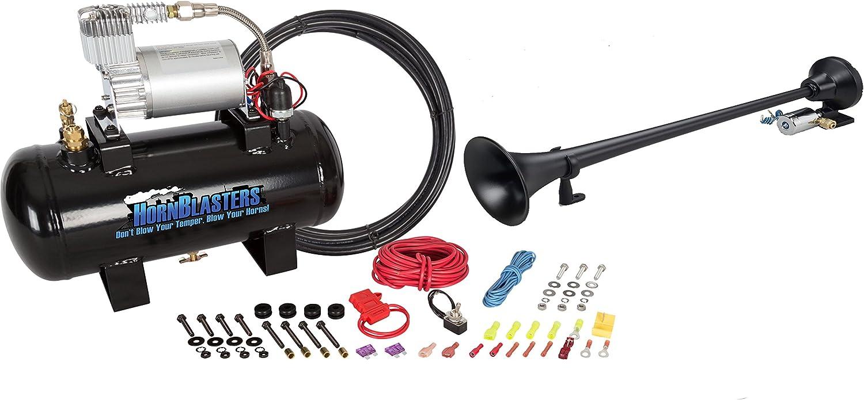 HornBlasters Safety 127H Air Horn Kit