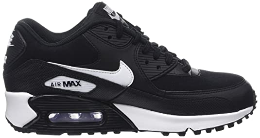 Amazon.com | Nike Womens Air Max 90 Black 325213-047 (Size: 5.5) | Shoes